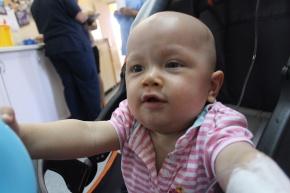 Leyla'dan Sonra: Hastanede yatan çocuklar, birerdilek!